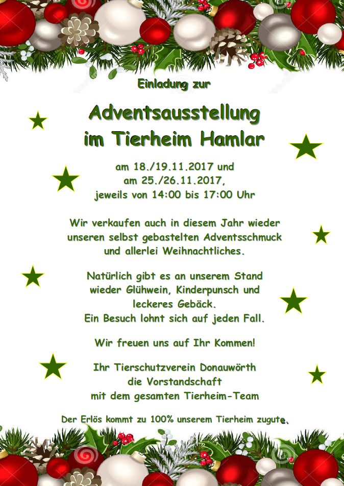 Adventsausstellung 2017